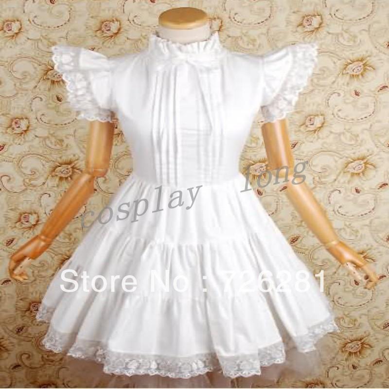 Cotton Short Sleeves Sweet Lolita Dress cosplay