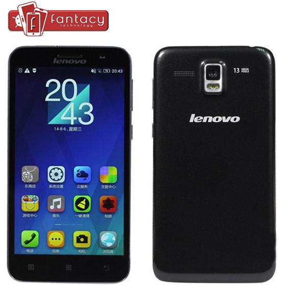 "Original Lenovo A806 A8 A808t 4G FDD WCDMA MTK6592 Octa Core Mobile Phone 1.7GHz 5.0"" IPS 13.0MP 2GB RAM 16GB ROM Black White(China (Mainland))"