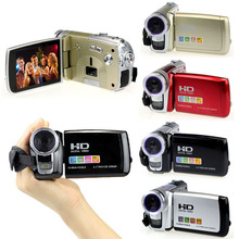 2015 New arrival 3 Inch TFT LCD 16MP HD Digital Video Camcorder Camera 16X Digital ZOOM DV 720P HD 20MP Video Camcorder Freeship