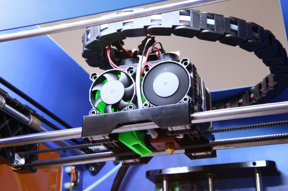 Createbot One & Two Extruder Black Desktop Mini 3D DIY Printer Machine Printing Size 150*150*200mm for Home User on Sale