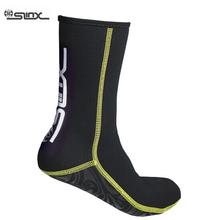 Sbart New Slinx 1130 3mm swimming boot scuba swimwear wetsuit neoprene diving socks prevent scratches warming Snorkeling Socks(China (Mainland))