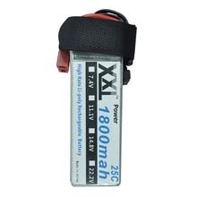 XXL Power 1800mAh 18.5V 5S 25C High Rate Discharge LiPo Battery Burst 50C RC hobby parts wholesale Dropship