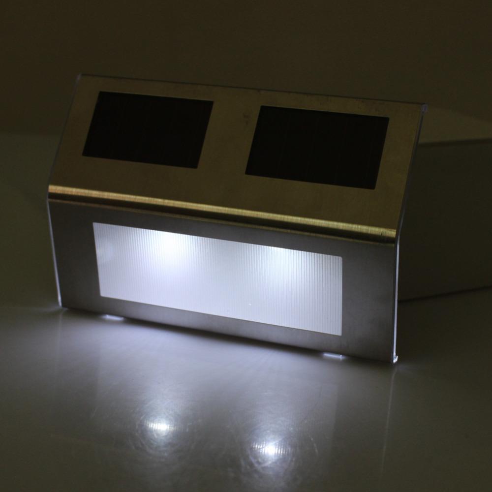 popular solar deck step lights buy cheap solar deck step lights lots. Black Bedroom Furniture Sets. Home Design Ideas