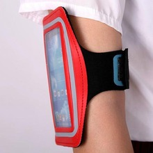 2016 Limited Real For Samsung Galaxy Note 2 N7100 Outdoor Sport Running Arm Band Gym Wrist Strap Tune Belt Cover Holder Case (China (Mainland))