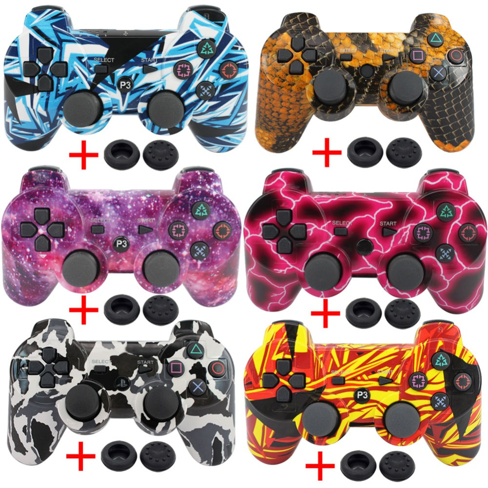 blueloong Wireless Game Controller Bluetooth Gamepad for Sony PS3 Controller FOR Playstation 3 Dualshock 3 Joystick Console(China (Mainland))