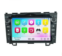 Wince 6.0 MT3360 3G WIFI 1080P Car DVD Player GPS Navigation System Radio Stereo For Honda CRV CR-V 2006 2007 2008 2009 20102011
