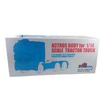 [HERCULES HOBBY] TAMIYA 1 14 Scale Tractor Truck Actros Body 3 axle(China (Mainland))