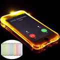 LED Flash Lighting Up Phone Case for Apple iPhone 5 5S SE 6 6S 7 Plus