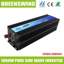 Queenswing 1000 Вт чистая синусоида солнечной энергии инвертор с цифровым дисплеем ( QW-P1000B )