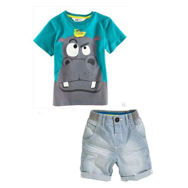 baby boys summer clothing setscboys brand clothing set kid