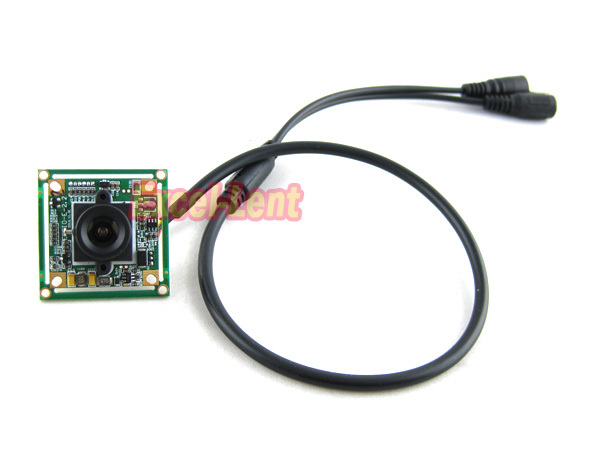 Hot Promotion 700 TVL 3.6mm Lens Color Sony CCD Effio Board CCTV Camera Board for CCTV Security(China (Mainland))