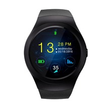 2016 paragon Full Round Smartwatch S3 Wrist band smart watch SIM CARD for Android iOS bluetooth Smart watch Gear S2 K88S MOTO360