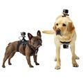 Go Pro Accessories Hound Adjustable Dog Fetch Harness Chest Strap Belt Mount For GoPro Hero SJCAM