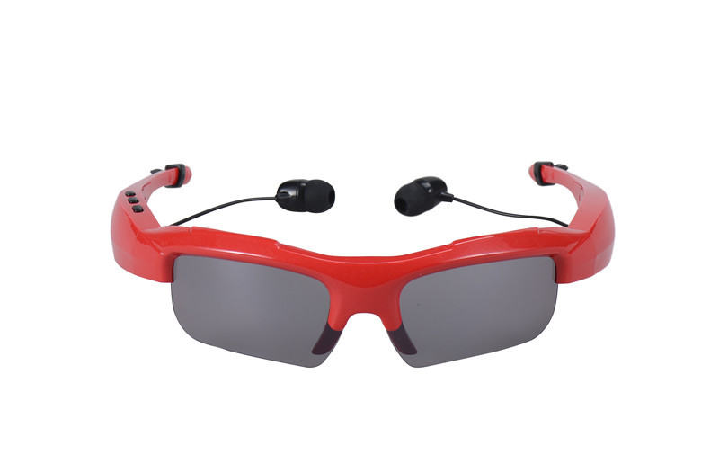 DHL FREE Outdoor sport listening to music Wireless headset Bluetooth glasses Ste