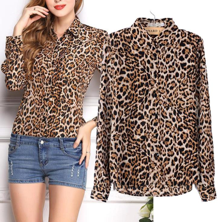 Looking for wholesale bulk discount leopard print tops cheap online drop shipping? coolmfilehj.cf offers a large selection of discount cheap leopard print tops at a fraction of the retail price. Women's Batwing Tops Long Sleeve Casual Leopard Print T-Shirt - Water Blue One Size. Quick Shop. Spliced Leopard Pattern Cartoon Print T-Shirt.