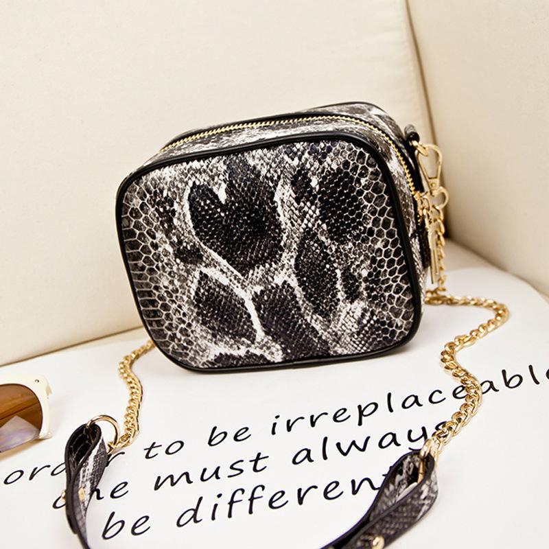 Spring 2015 fashion handbags shoulder bag serpentine chain Messenger bag snake<br><br>Aliexpress