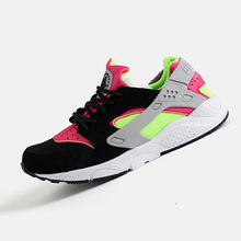 New Huaraches running casual shoes for men and women Mixed colors Lovers sneakers Outdoor sports Couple loafers Plus size PX0188(China (Mainland))