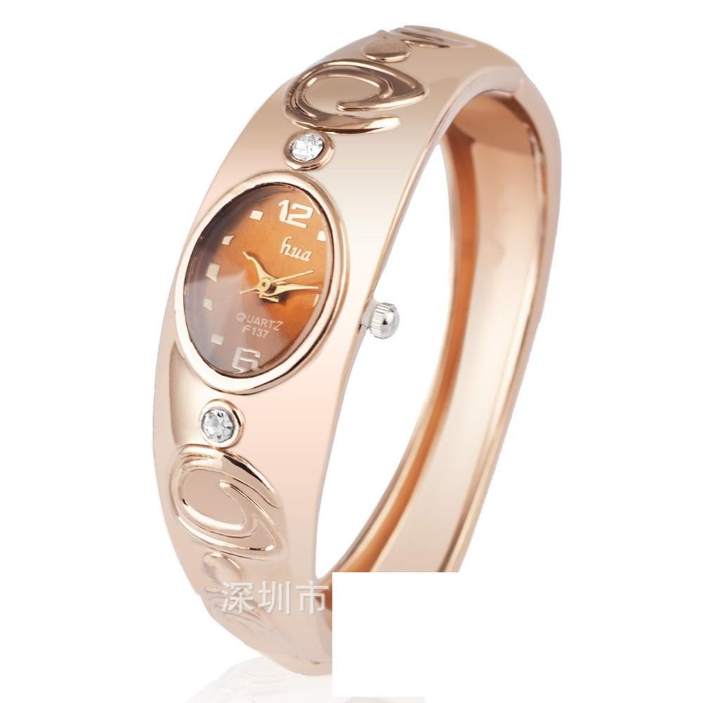 2016 новый творческий моды Браслет Часы для женщин Кварцевые Наручные Часы Лучший Бренд Моды Cassaul Часы Женские Часы