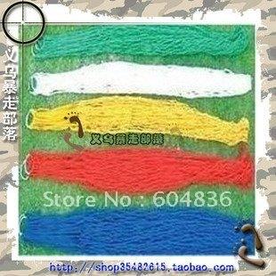 Free shipping 5p/lot Portable strong nylon mesh hammock / 200G fine nylon hammock factory direct