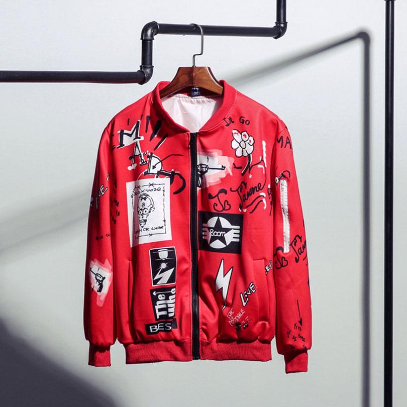 New 2015 Winter Baseball Male Jacket Korean Clothing Space Cotton Loose Bomber Jacket Men Collar Baseball Style JacketsОдежда и ак�е��уары<br><br><br>Aliexpress