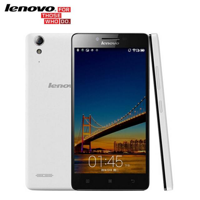 """Оригинал Lenovo K3 Lemon K30-W Android Сотовые Телефоны Quad Core 5.0 """"IPS 1 ГБ RAM 16 ГБ ROM 8.0MP Камера Бесплатная Доставка"""