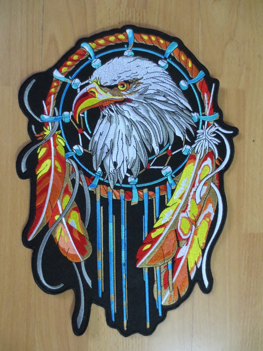 Indian motorcycles embroidery patch