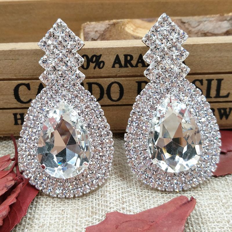 zerongE-jewelry-gorgeous-rhinestone-tiara-silver-large-tall-pageant-brillian-tiara-pearl-tiara-for-wedding-bridal (2)