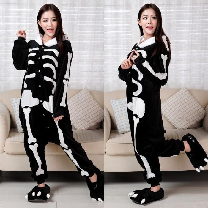 One Piece Skeleton Costume Women Women Costumes Skeleton