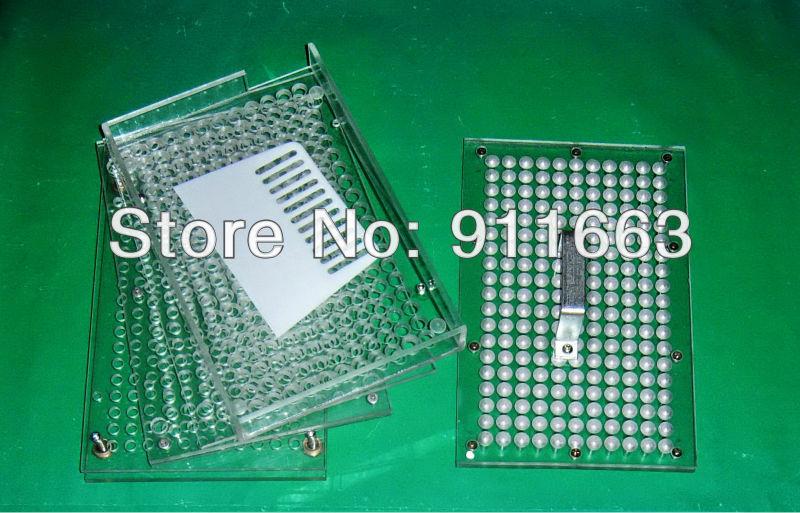New! (00#,0#,1#,2#,3#,4# capsule used) 209 cavity manual capsule filling machine,capsule filler plus tamping tool(China (Mainland))