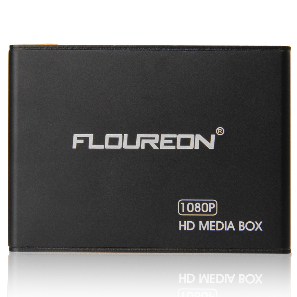 Floureon TV Box PDM08H 1080p Smart TV Box HDDs/Flashdrives/Memory Cards HD TV Mini Media Player(China (Mainland))