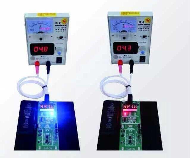 Digital display Voltage current battery charging activate panel for Iphone Samsung xiaomi Phone Repair charging panel