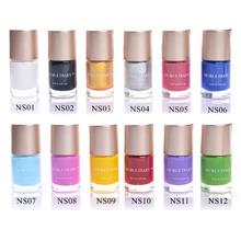 Buy NICOLE DIARY Nail Art Stamping Polish 9ml Sweet Candy Color Nail Art Varnish Polish Stamping Nail Varnish for $2.65 in AliExpress store