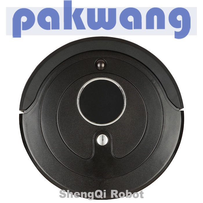 Super Low Noise Robot Vacuum Cleaner SQ-A380(D6601),Lithium Lon Battery,Safety Equipment(China (Mainland))