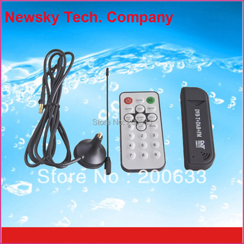 Hot Selling! Mini DVB T FM Tuner TV28T Support FM&DAB&SDR With RTL2832 R820T Chipset Hongkong Post Shipping