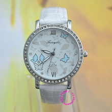 crystal butterfly watch promotion