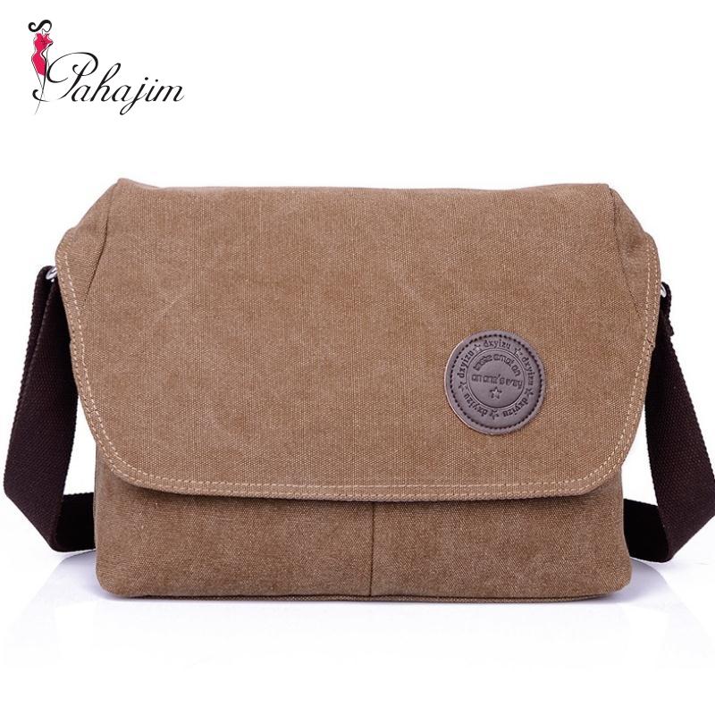 2017 Men messenger bag fork of design men tarpaulin bags men travel bag(China (Mainland))