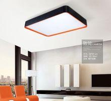 Plafonnier Led Moderne Iluminacion Interior Modern LED Ceiling Lamp 18w to 72w High Power Ceiling Light Lustre Led(China (Mainland))
