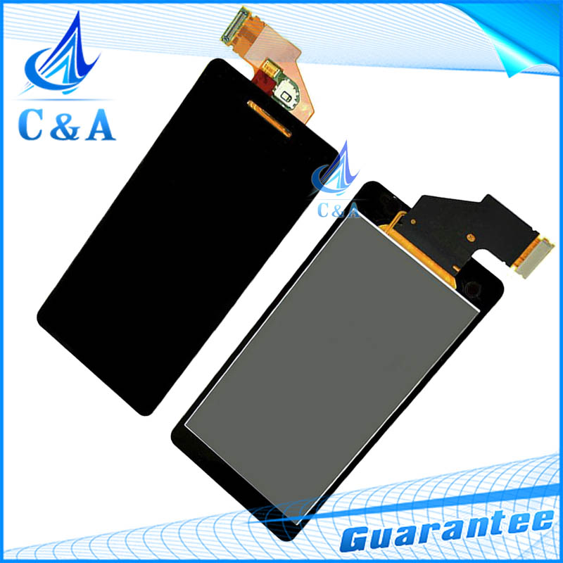 tested mobile phone lcd For Sony Xperia V LT25 LT25i display screen with touch digitizer repair parts 1 piece free shipping(China (Mainland))