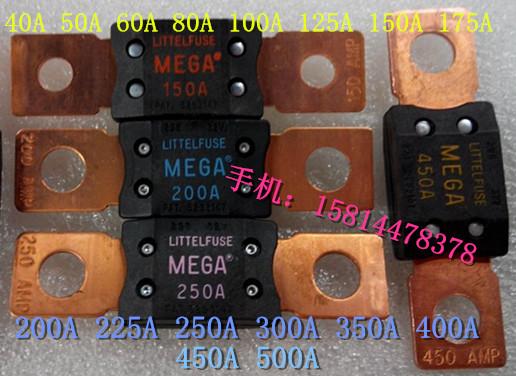 Netlon import bolt bolt type fuse 0298400 400A Littelfuse car insurance<br><br>Aliexpress