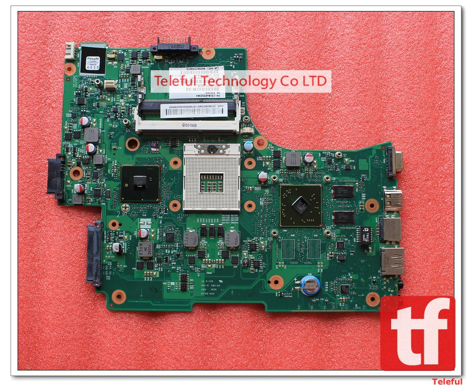 V000218130 Motherboard for Toshiba Satellite L650 4*Video Chips 216-0728014 6050A2332301 HM55 DDR3 Model 100%Tested(China (Mainland))