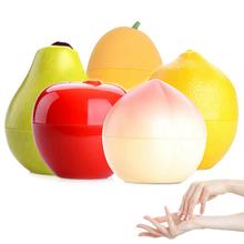 30g sevimli meyve el kremi beyazlatma hediye sıkılaştırıcı cilt nemlendirici pul pul nem sağlık marka bakım crema de manos nq602497(China (Mainland))