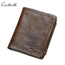2 014 Классическая европейский и американский стиль Мужчины кошельки 100% натуральная кожа кошелек портмоне держателя карты Бумажник Человек GMW0001W