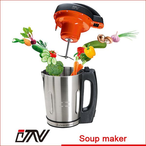 high quality multifunction soup maker electric blender. Black Bedroom Furniture Sets. Home Design Ideas