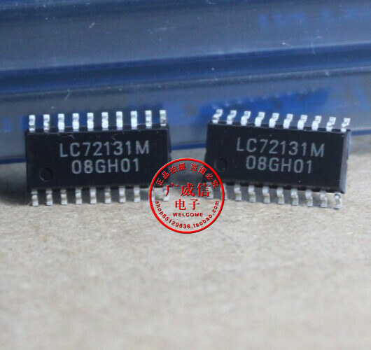 LC72131M SOP20 10PCS AM / FM PLL Frequency Synthesizer Hot sale(China (Mainland))