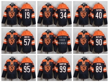 2016 new arrivals Walter Payton,Langford,Kyle Fuller,Eddie Royal,Kevin White,Jim McMahon,Jay Cutler,Can be customized for Bear(China (Mainland))
