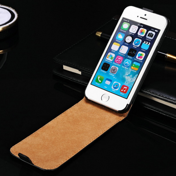 50 Pcs/lot Genuine Leather Case For iPhone 6 6G 4.7
