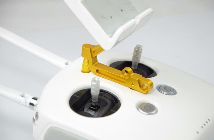 Phantom 4 Phantom 3 Inspire 1 Aluminum Alloy Remote control holder accessories Dedicated for DJI UAV