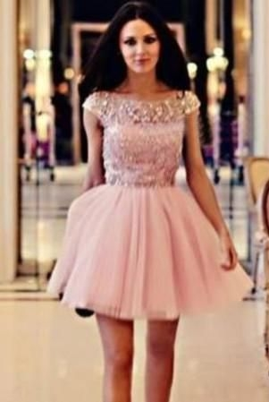 Popular Short Puffy Dresses for Juniors-Buy Cheap Short Puffy ...