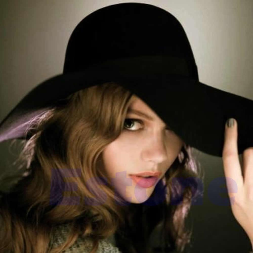 Женская фетровая шляпа 1 100% Fedora cloche/s127 C3169 женская фетровая шляпа brand new 2015 fedora cloche hat cap 6 bm890