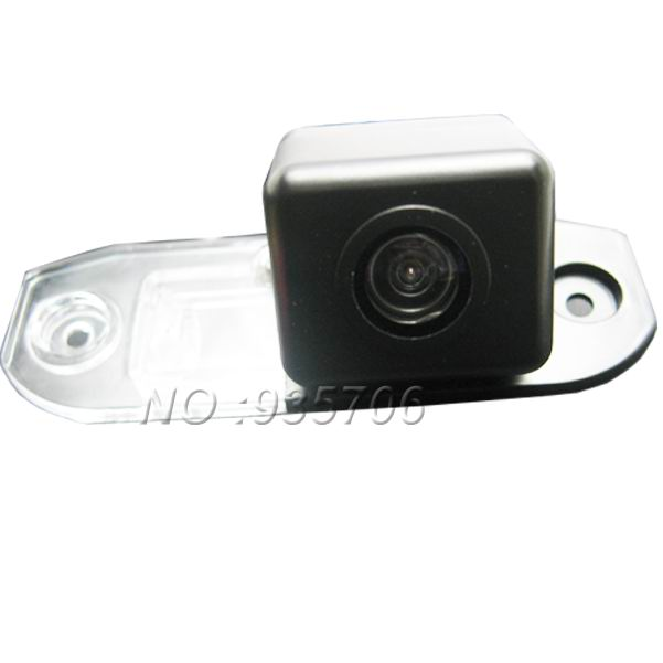 Car CCD Black camera for VOlVO S80 rear reverse camera for car video camera rear view in car cameras Automobile reverse parking(China (Mainland))